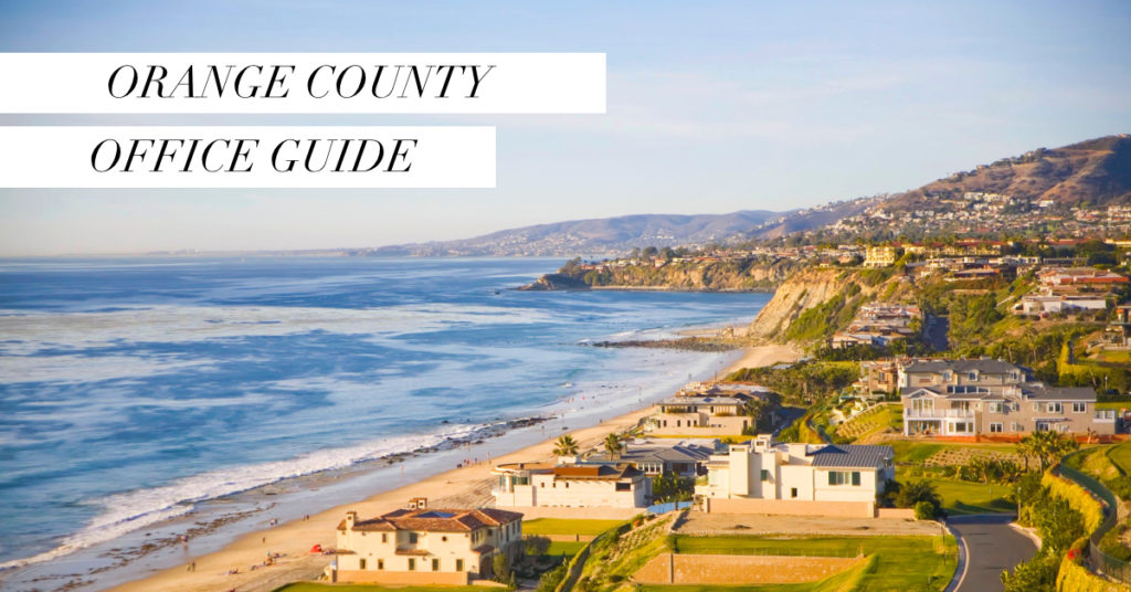 Orange County TenantBase Office Space Guide