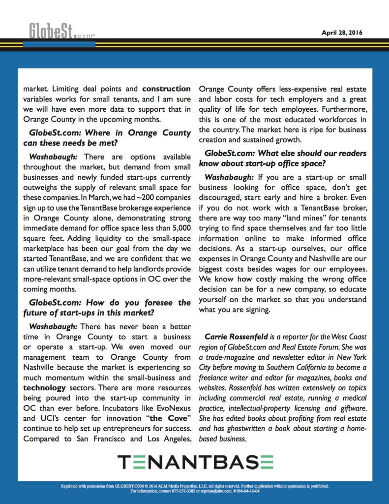 Startups Office Search_Globe St TenantBase Article P2