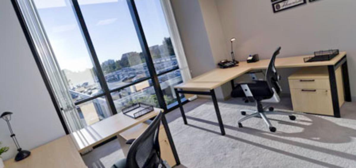 Creative office space, Regus