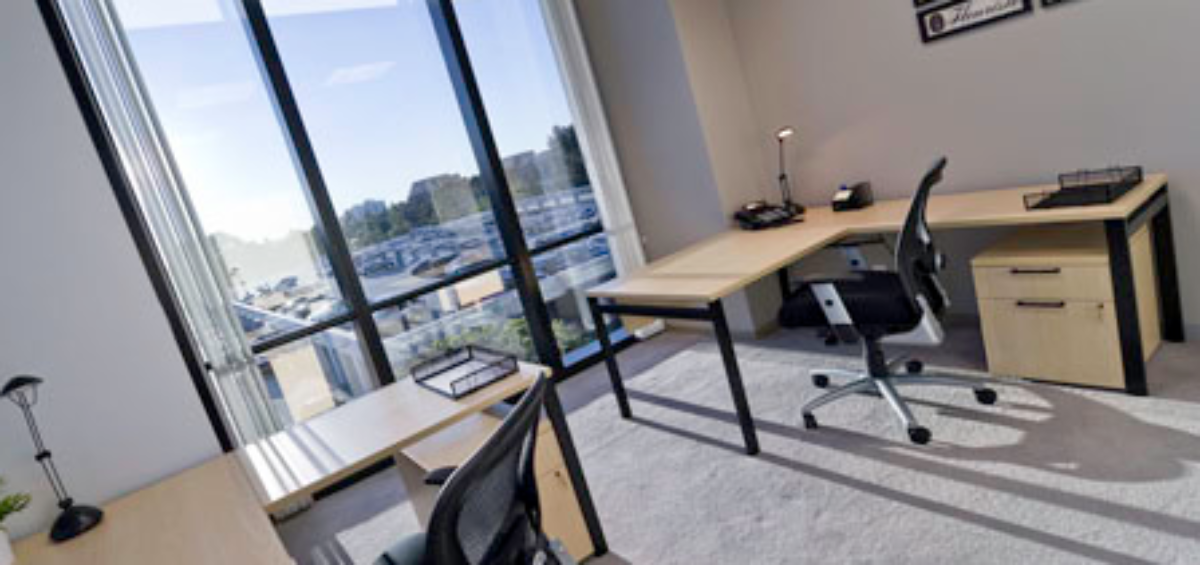 Creative office space, Regus