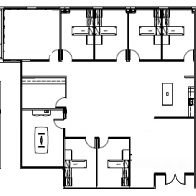 TenantBase_cellular_office_layout